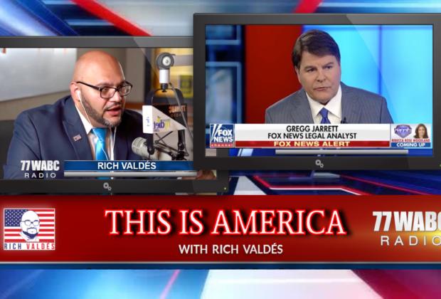 Rich Valdes Gregg Jarrett Fox News