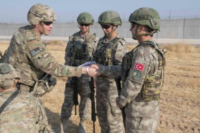 US Troops Middle East